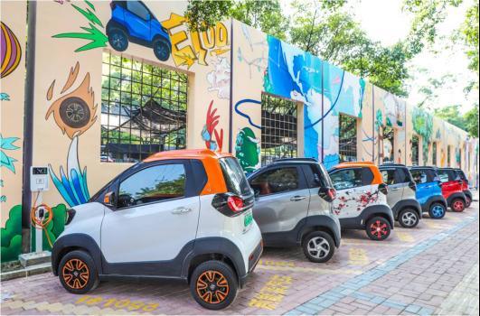 """【新闻稿】""""家庭第二辆车""""成功俘获用户 新能源汽车个人市场潜力巨大1082"""