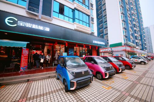 """【新闻稿】""""家庭第二辆车""""成功俘获用户 新能源汽车个人市场潜力巨大1677"""