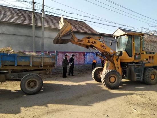 【新春走基层】腊月二十八龙桑寺镇:村村户户搞清洁 干干净净迎春节