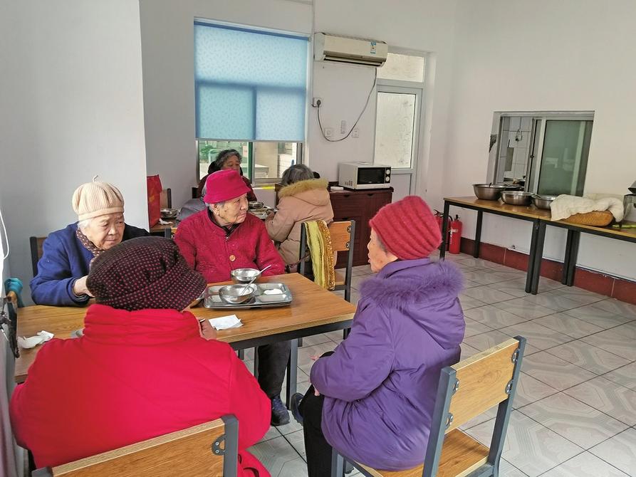 """服务社区老人同时探索市场 第三方养老机构步入""""银发经济""""快车道"""