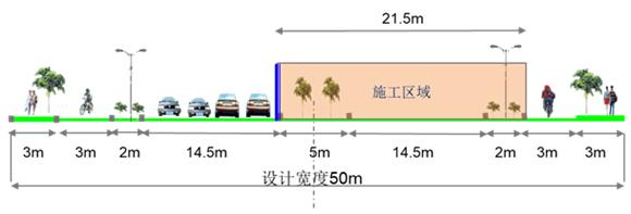 缓解交通压力,济南市这两条道路即将开始修整 最新绕行路线了解一下
