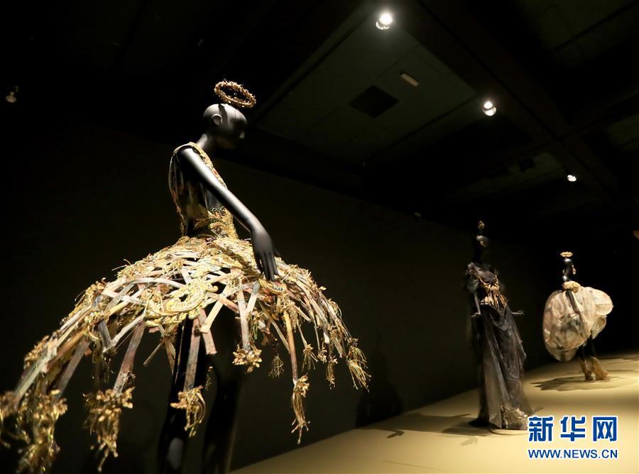 (國際·圖文互動)(4)專訪:中國文化是我的藝術創作之源——訪中國著名時裝設計師郭培