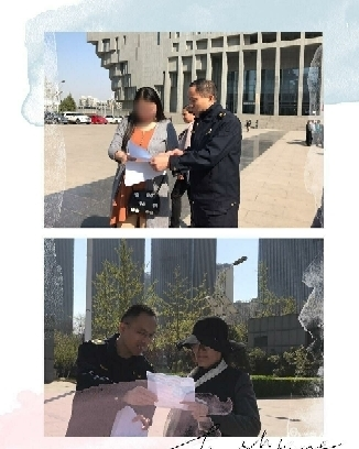 践行文明《条例》 济南城管保障清明期间市容秩序
