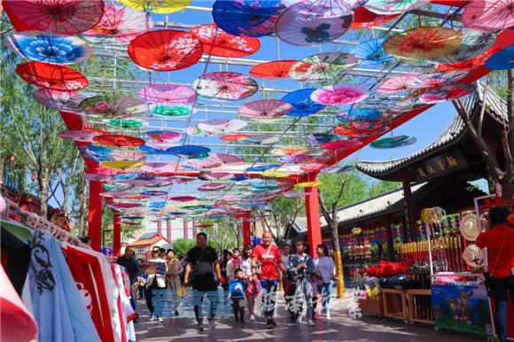 火爆!有序!五一假期首日,济南各旅游景区喜迎八方来客