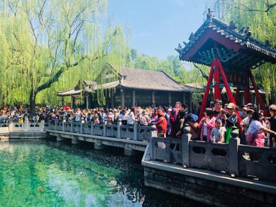 五一假期次日:济南文化旅游活动持续火爆 文化体验活动受青睐