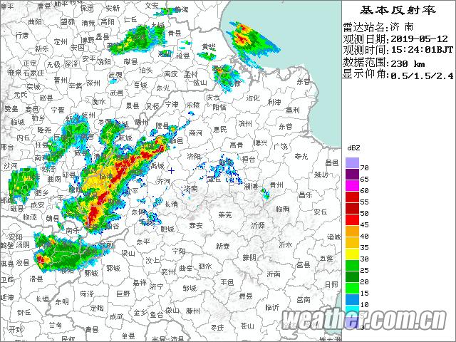 济南发布雷电黄色预警!强对流天气裹挟雷雨+9级风即将抵达!