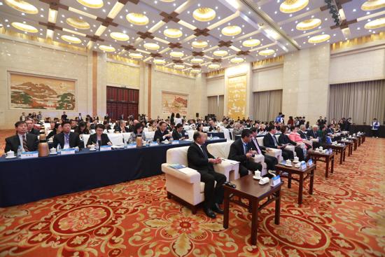 共建一带一路 共享合作成果 中国·中亚合作对话会在济南开幕