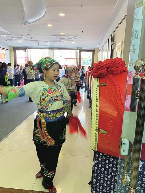 中国(济南)第十三届国际茶产业博览会暨第七届茶文化节盛大启幕