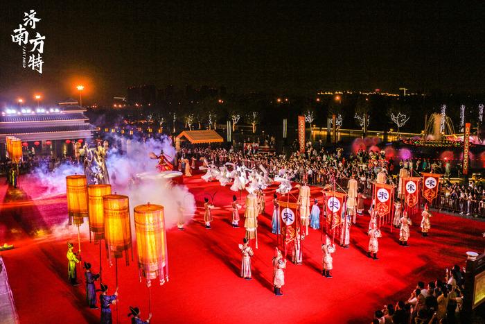 醉美济南,开心一夏 济南市文化和旅游局发布暑期文旅活动