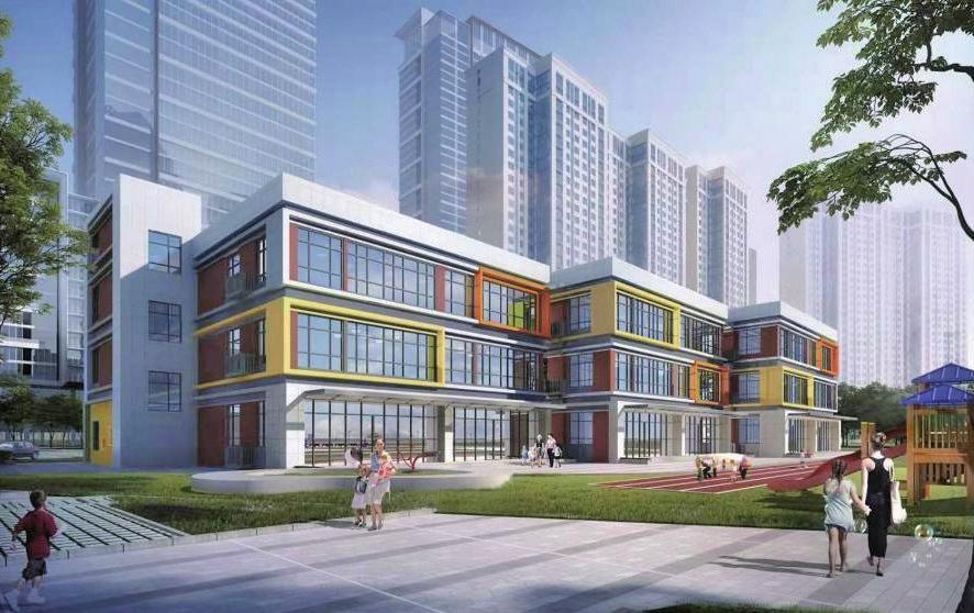 济南西部将新增多所中小学和幼儿园