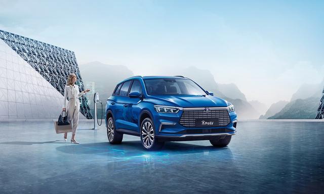 为Pro生活点赞 全球品智大五座SUV宋Pro赞放上市