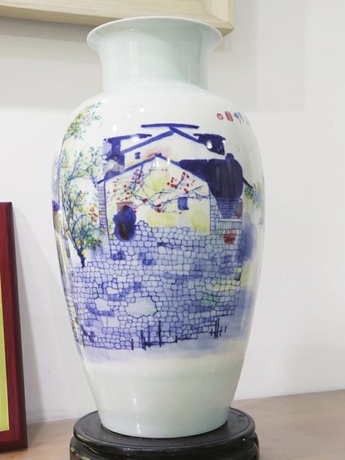 【聚焦济南艺博会】年光如水心如梦 刘中荣陶瓷艺术将亮相艺博会