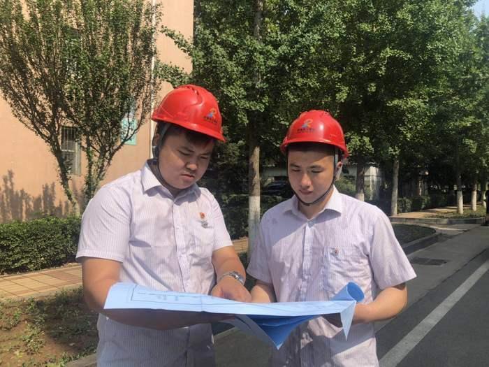 """冯艳培:打造优质工程项目管理团队  消除""""供热孤岛""""难题"""