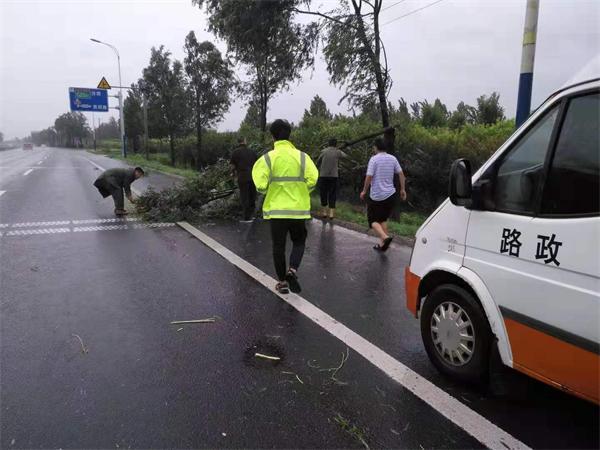 济南市交通局启动I级防汛预案 全面进入战斗状态