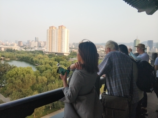 亲泉、知泉、爱泉 国际泉水文化景观城市联盟专家走进老济南