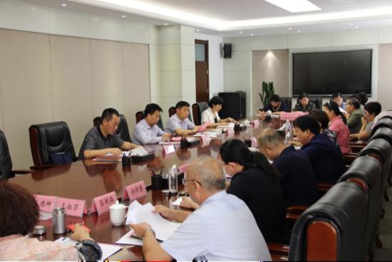 济南市天桥区召开经济社会发展情况通报会