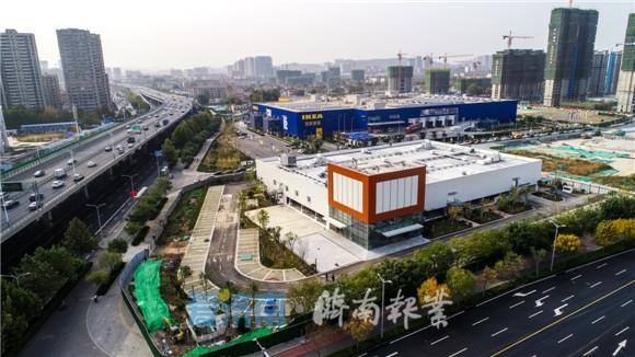 追快三豹子号_定了!济南迪卡侬西城店将于2019年年底正式营业