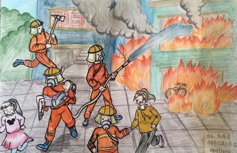 【森林防火 人人有责】防火意识 从小培养
