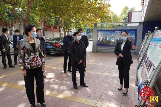 西藏自治区司法厅来济南考察调研公共法律服务工作