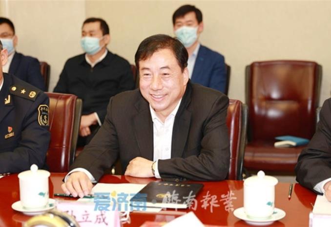 孙立成带队赴北京联系工作洽谈合作 抢抓机遇深化合作 加快高质量发展
